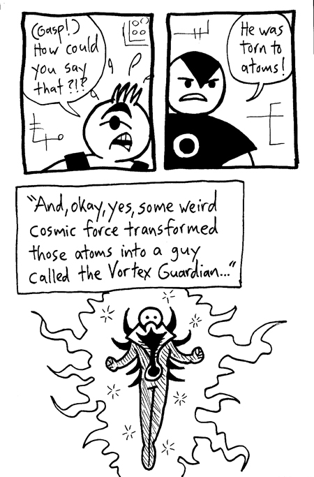 Remembering the Vortex Guardian