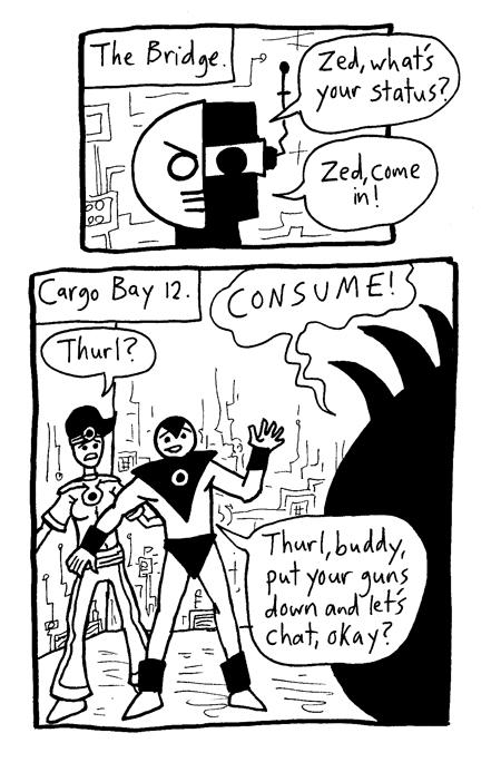 Zed's Status