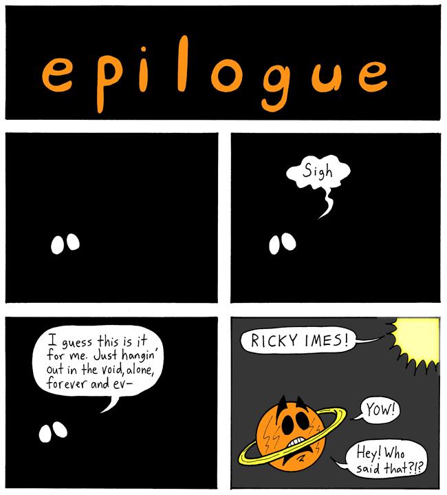 Ricky's Epilogue