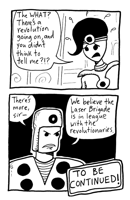 Revolution, Revealed!