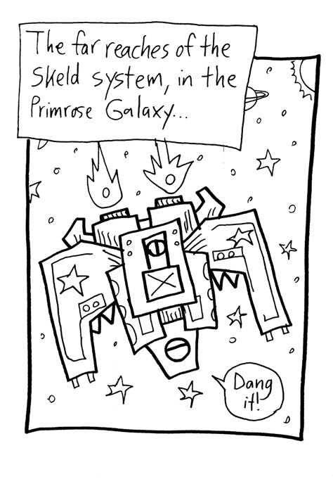 In the Primrose Galaxy