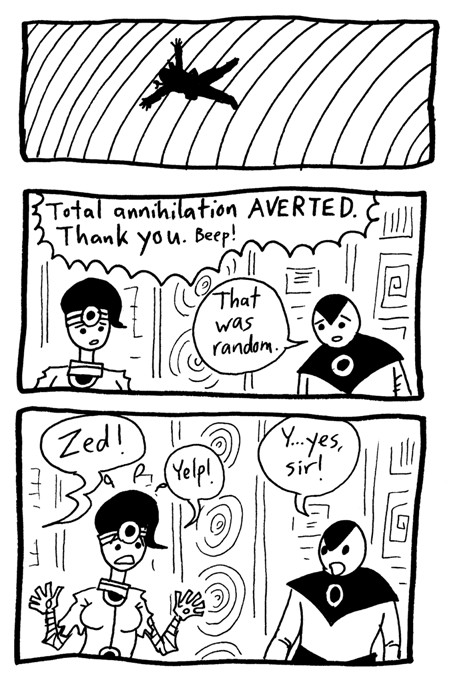 Annihilation Averted
