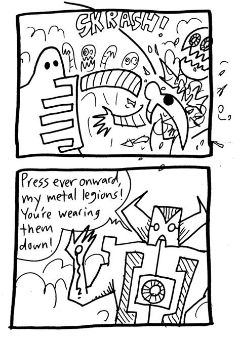 My Metal Legions