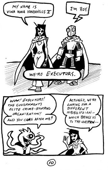 Executors!
