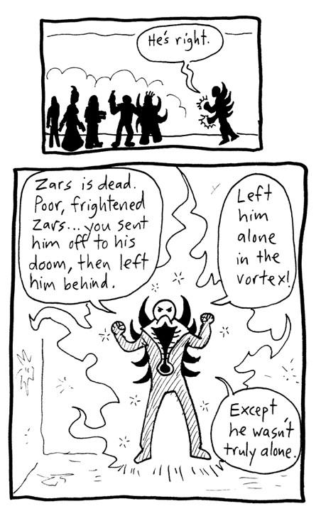 Zars is Dead