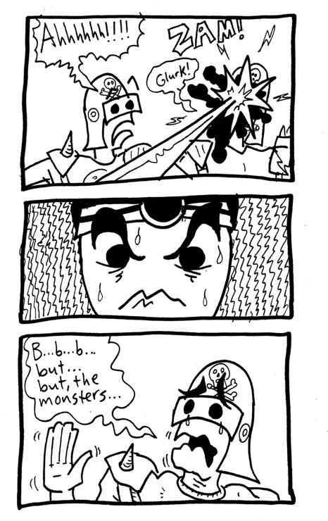 Wrath of the Princess