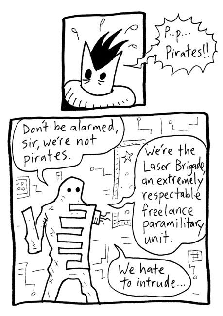 Not Pirates