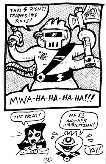 The Splat--Revealed!