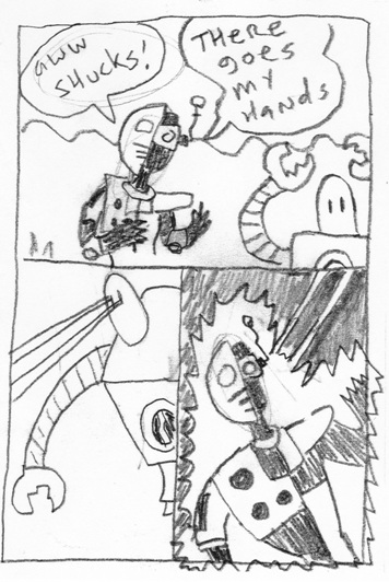 Robot Retaliation